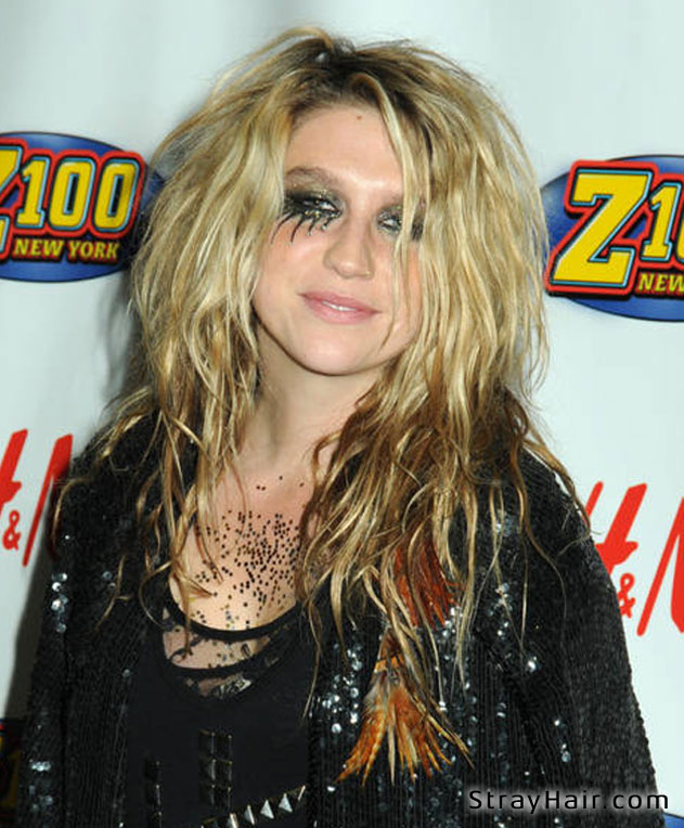 feather hair extensions ke$ha