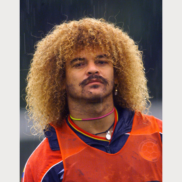 Worst Sports Hairstyles StrayHair - 30 worst haircuts footballing history