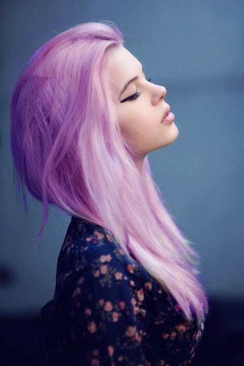 Really Great Lavender hair color