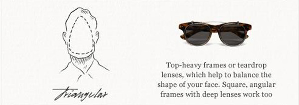 Sunglasses-for-triangular-shaped-faces