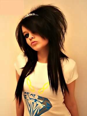black_emo_hair_with_tiara