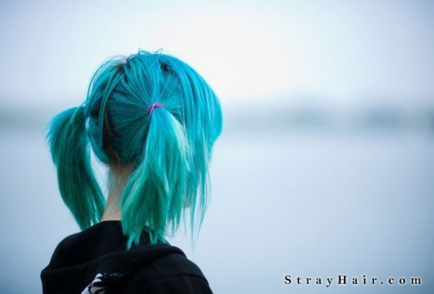 15 Awesome BLUE Hairstyles – Color inspiration – StrayHair