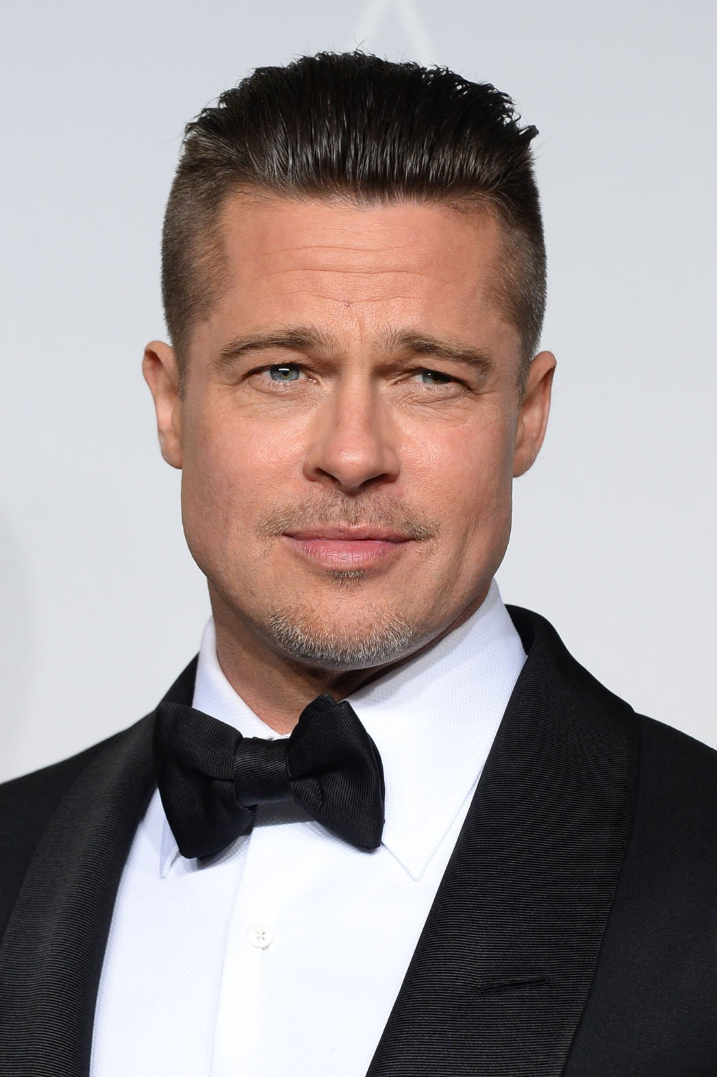 Brad Pitt Fury 2014 Movie Hairstyle Strayhair