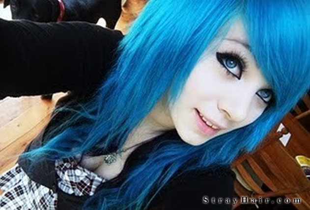 blue hair cool blue hair - cool_blue_hair