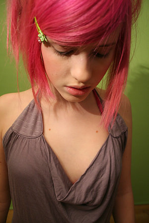 Kissing Teens Style Color 40