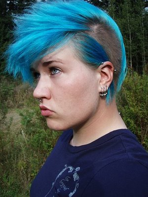 short_blue_punk-emo_hairstyle