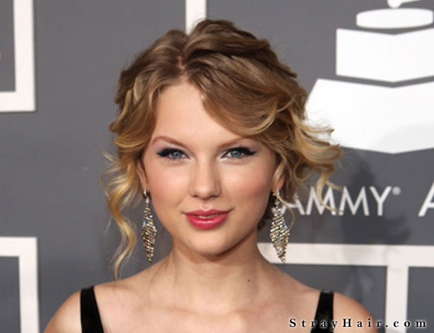 taylor swift grammy awards hairstyle
