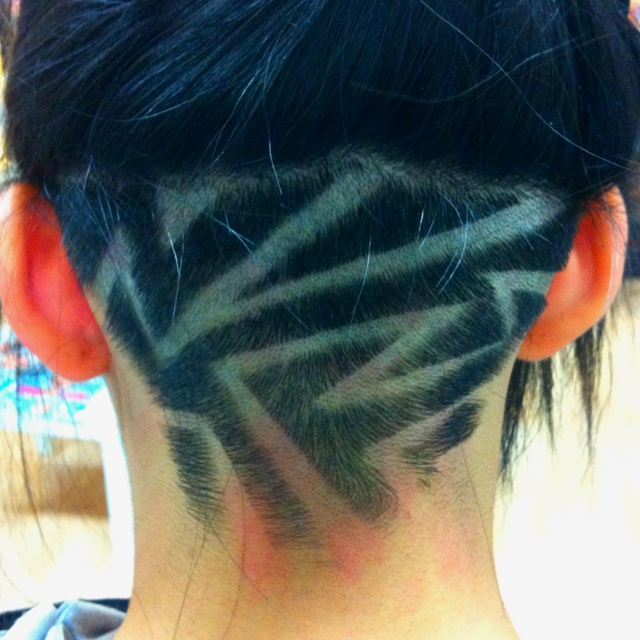 12 Nape Undercut Hairstyle Designs | StrayHair