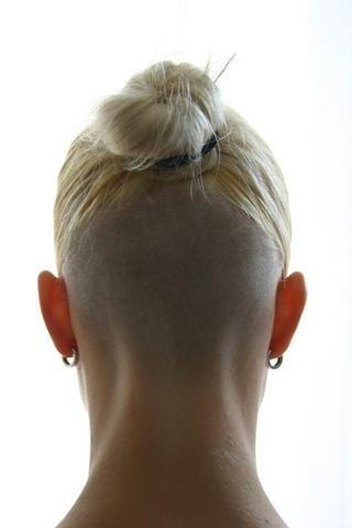 undercut hairstyle designs smooth shaved