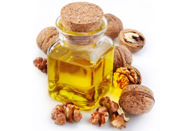 walnut oil hair mask