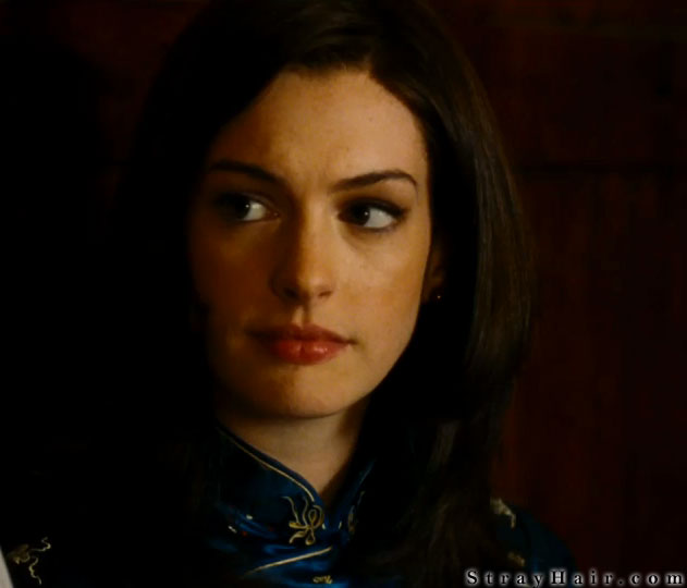 anne hathaway long hairstyle 1 one day
