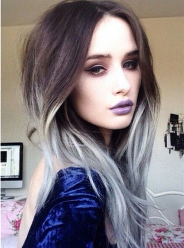 Gray Hair Color Inspiration Pictures – StrayHair