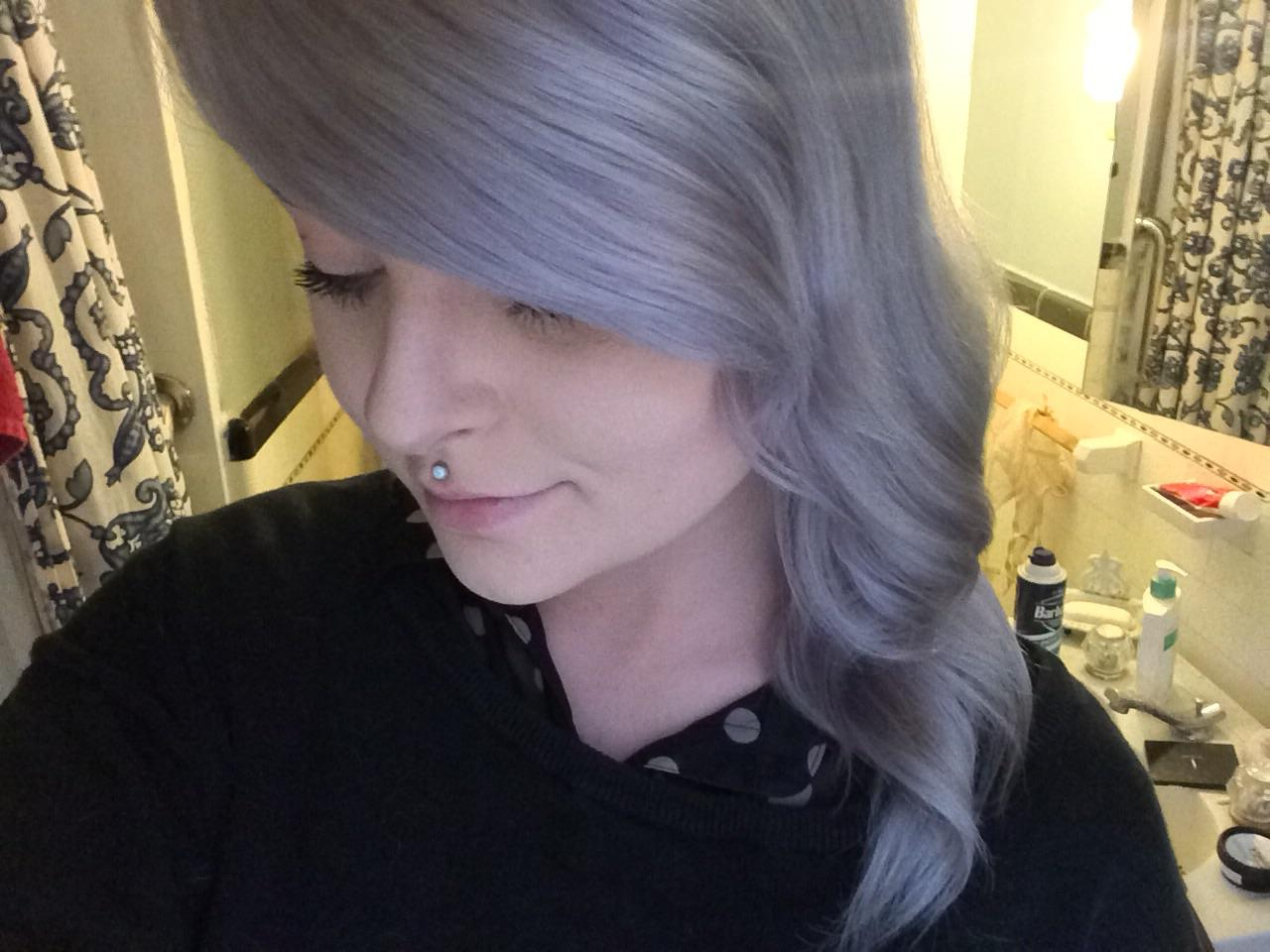 gray hairstyles inspiration