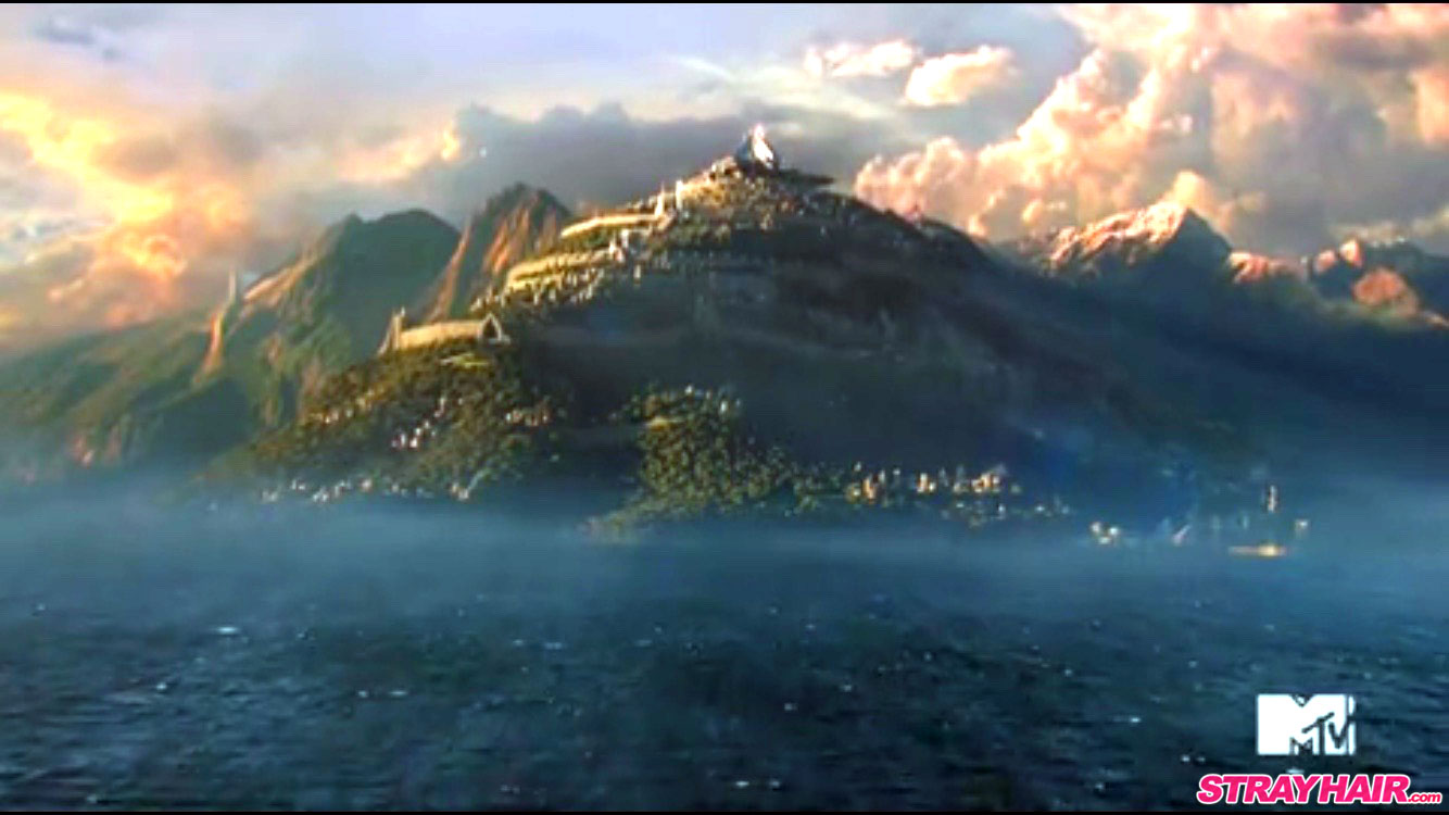 Cinematic Enviroment in the shannara chronicles