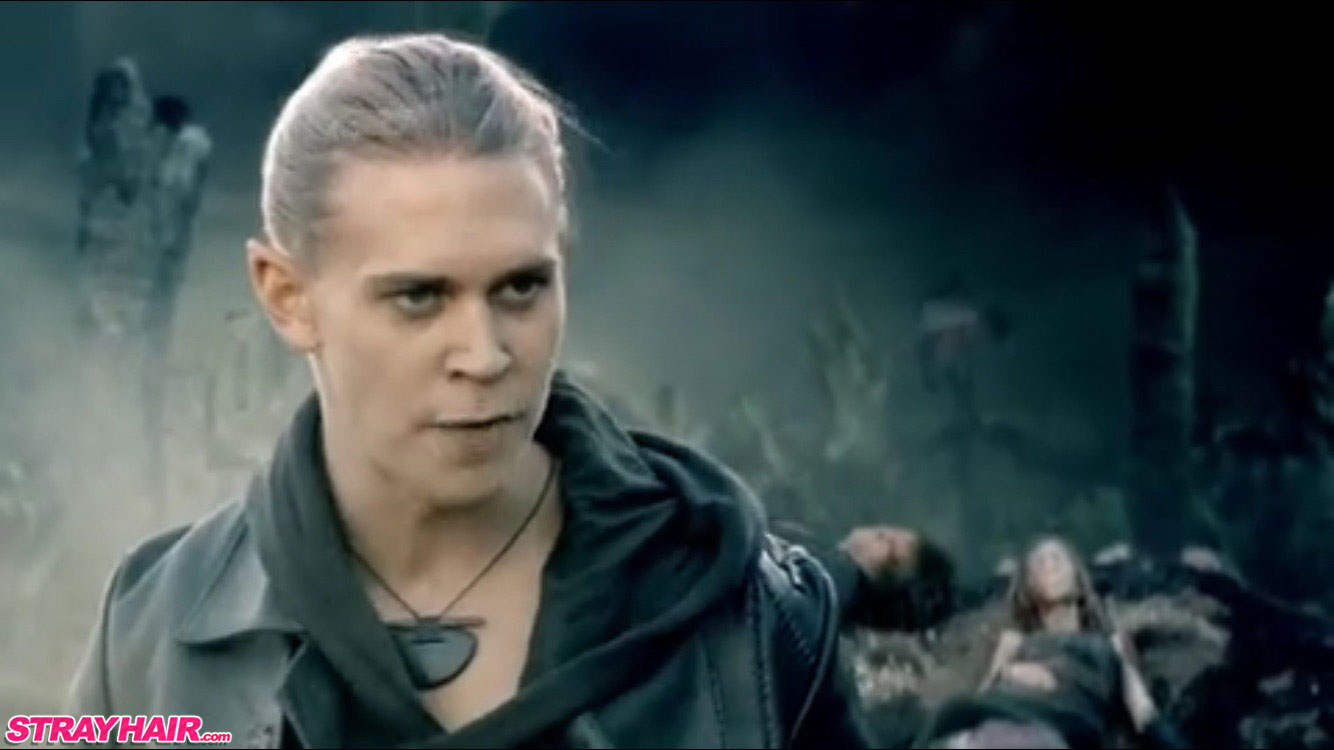 Wil Ohmsford Austin Butler Hairstyle The Shannara Chronicles
