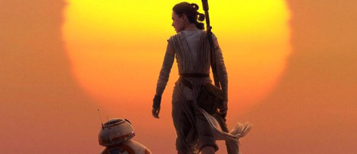star wars the force awakens rey and bb8