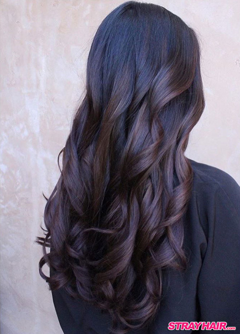 ... Hair – StrayHair Light Chocolate Brown Hair With Caramel Highlights