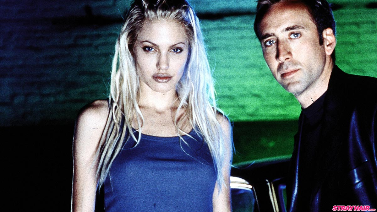 Angelina Jolie Platinum Blonde Faux Dreads In Gone In 60
