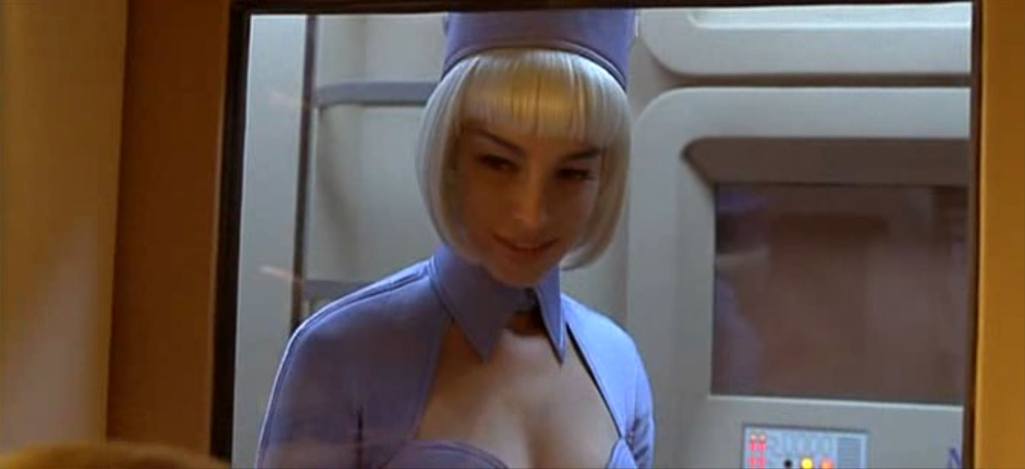 The Fifth Element Hairstyles Amp Color Milla Jovovich Chris Tucker And More Strayhair