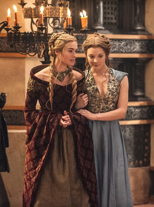 Margaery Tyrell game of thrones season4 hairstyles costumes natalie dormer