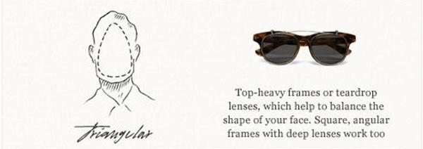 Sunglasses-for-triangular-shaped-faces
