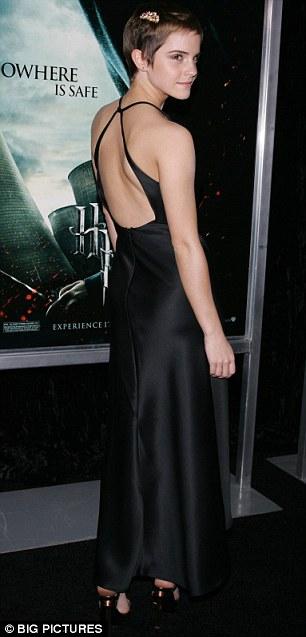 Emma Watson S Fabulous New Pixie Cut Strayhair