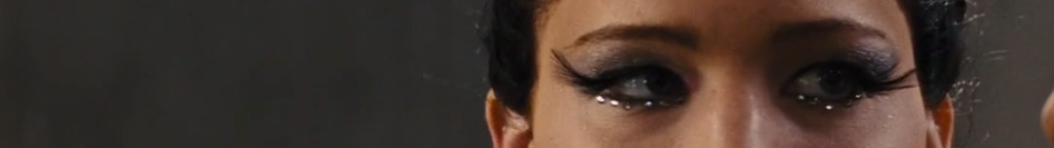 eyelash styles catching fire makeup