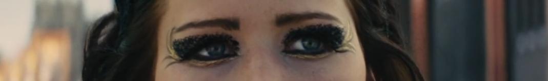 eyelash styles makeup katniss hunger games