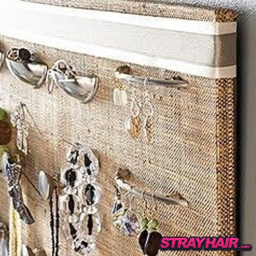 Kitchen Cabinet Handles Cork: 10 Unique Hair Accessory Display-storage Ideas