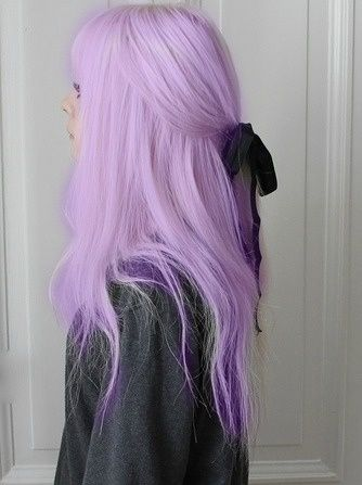 Girls With Light Purple Hair Tumblr 15 Gorgeous PUR...