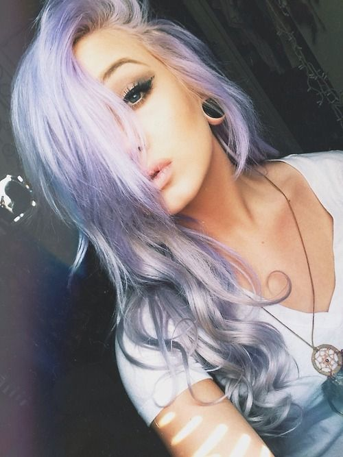 13 Awesome Lavender Hairstyles Color Inspiration Strayhair