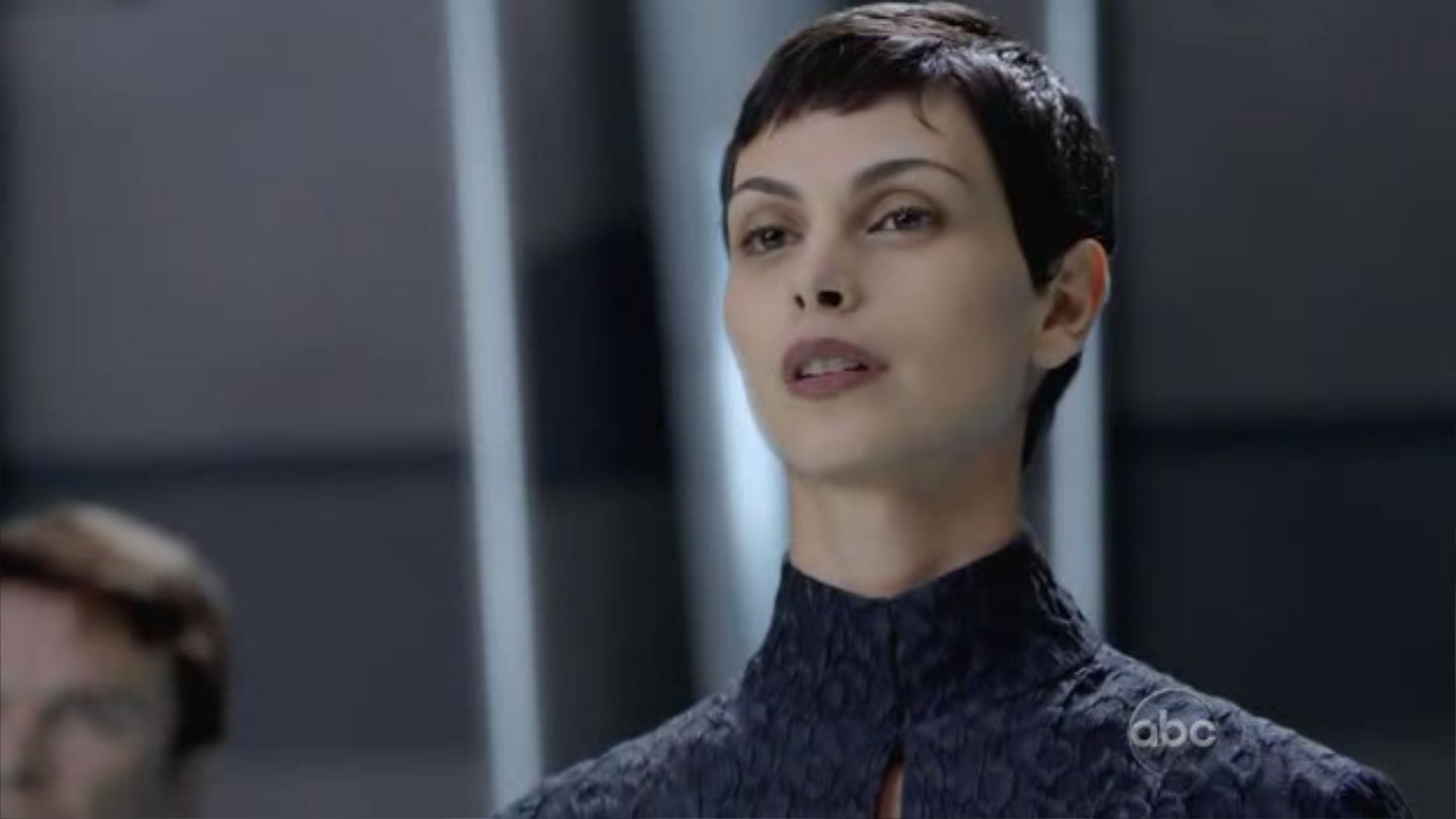 v haircut morena baccarin hairstyles v tv show strayhair 2009