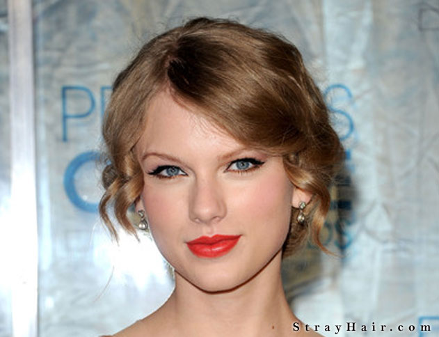 30 Taylor Swift Hairstyle Pictures Strayhair
