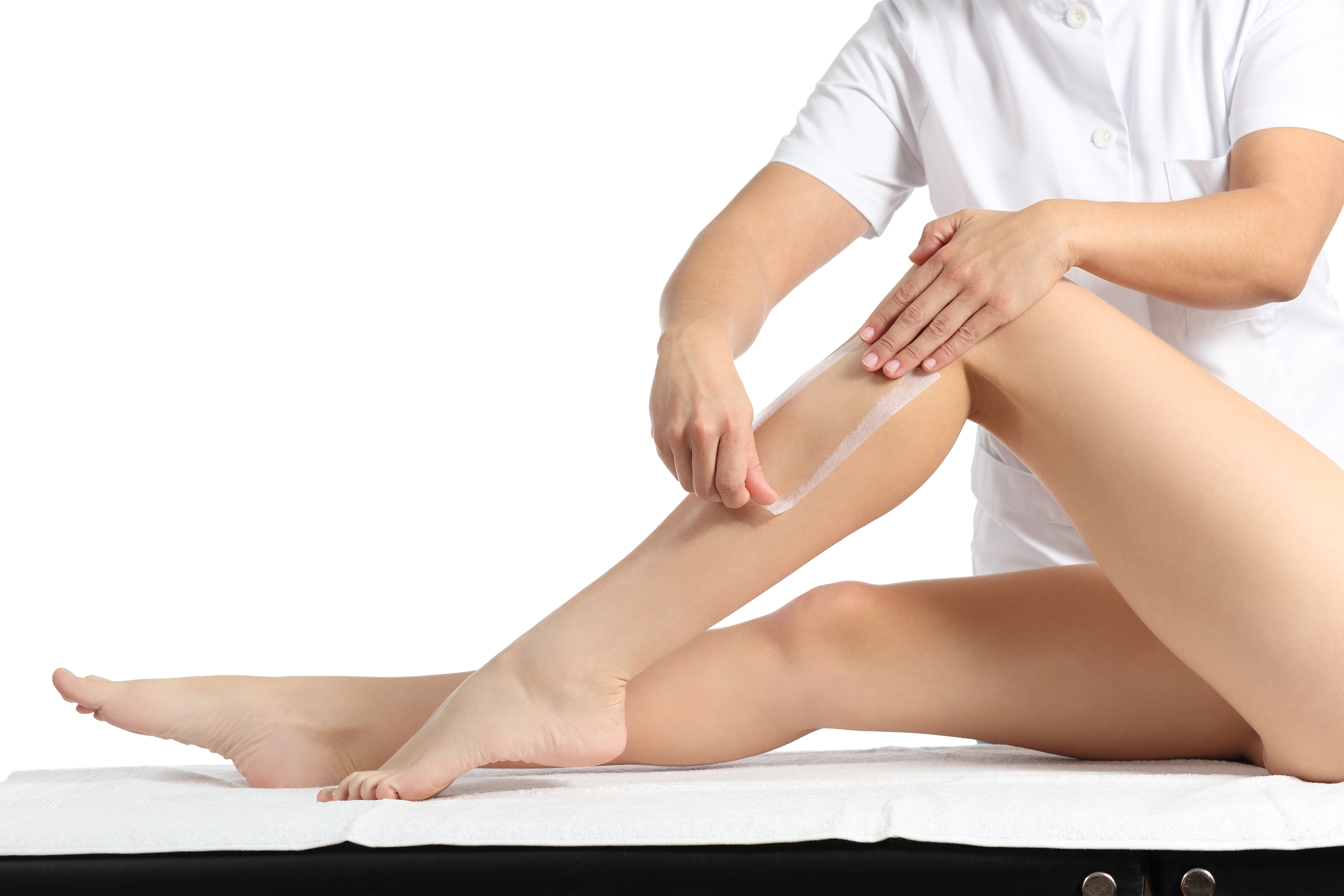 waxing hair removal guide