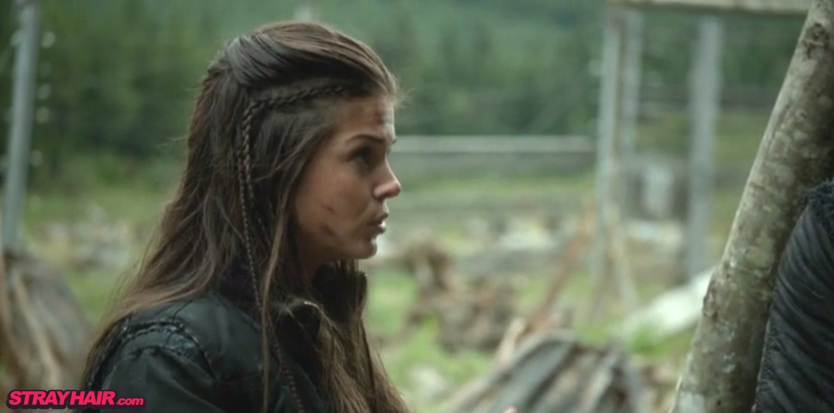 Marie Avgeropoulos Octavia In The 100 Awesome Hairstyle