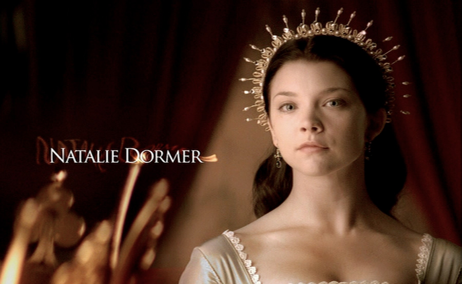 Natalie Dormer Hairstyles As Anne Boleyn In The Tudors