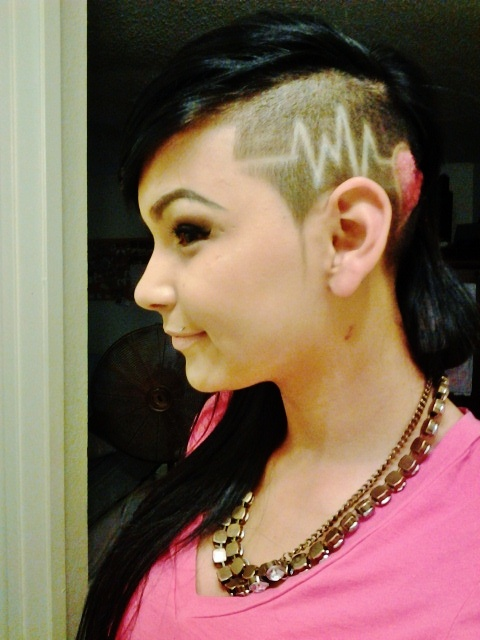17 Side Undercut Hairstyle Designs Clipper Patterns