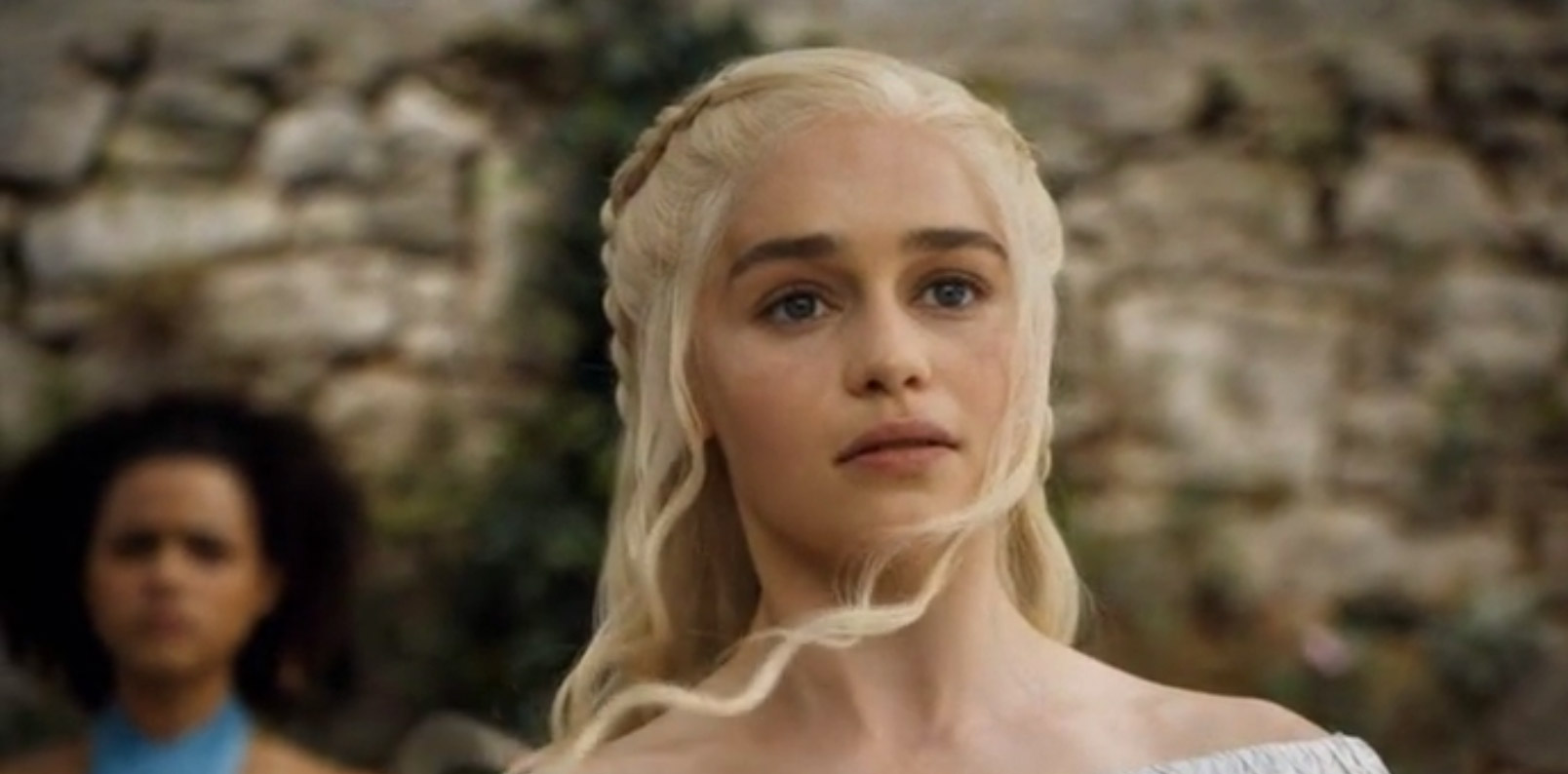 Game of thrones Daenerys Targaryen Emilia Clarke TV Hairstyles