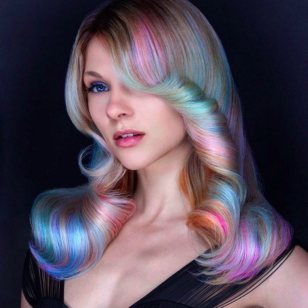 Opal hair colors are amazing