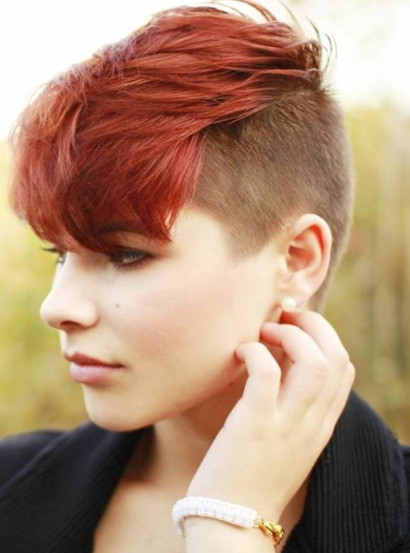 70 Hot Undercut Hairstyles Strayhair