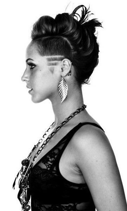 70 Hot Undercut Hairstyles Strayhair