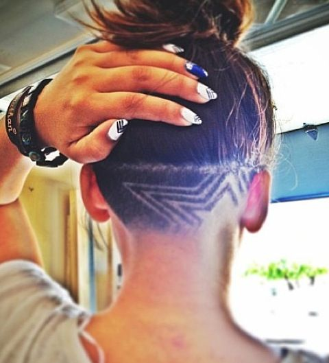undercut_hairstyle_designs_stars