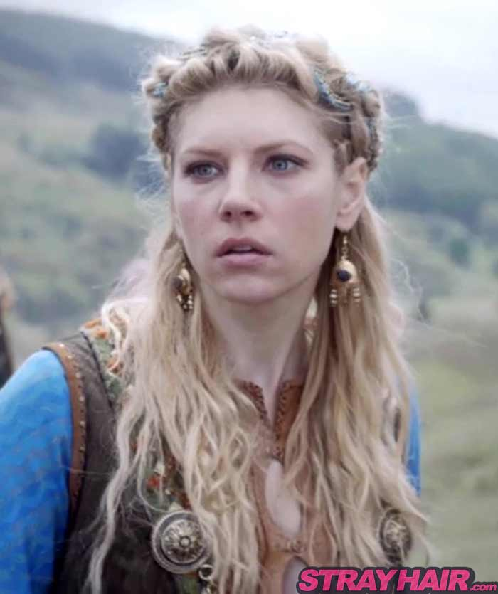 Awesome New Vikings Hairstyles Coming In Season 4 Strayhair