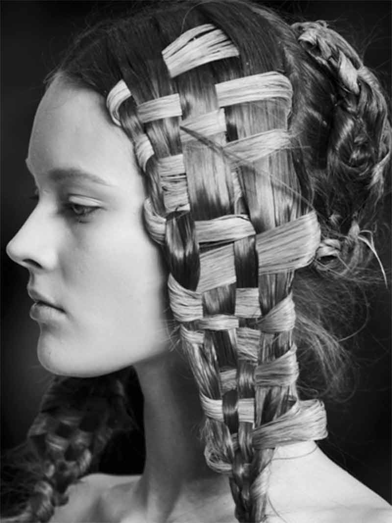 basket weave hair style the 30 worst hairstyles on the strayhair 8896