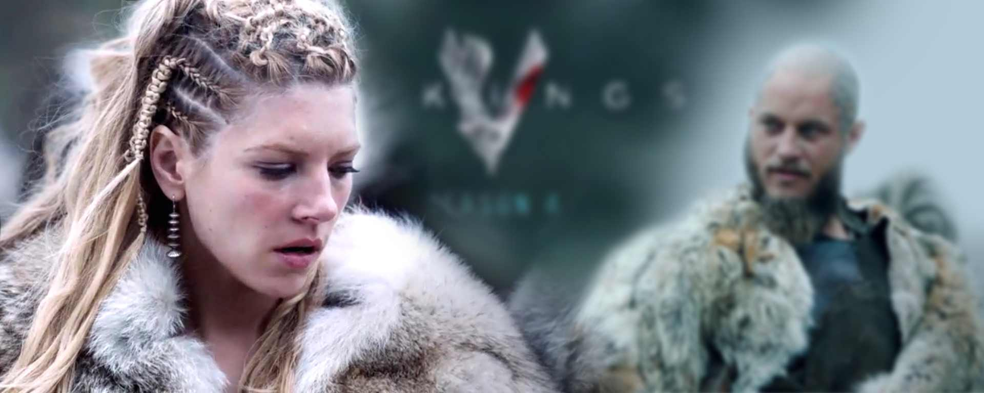 Vikings Season 4 Hairstyles