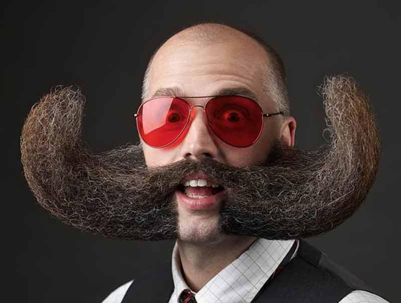 giant beard hairstyle best worst