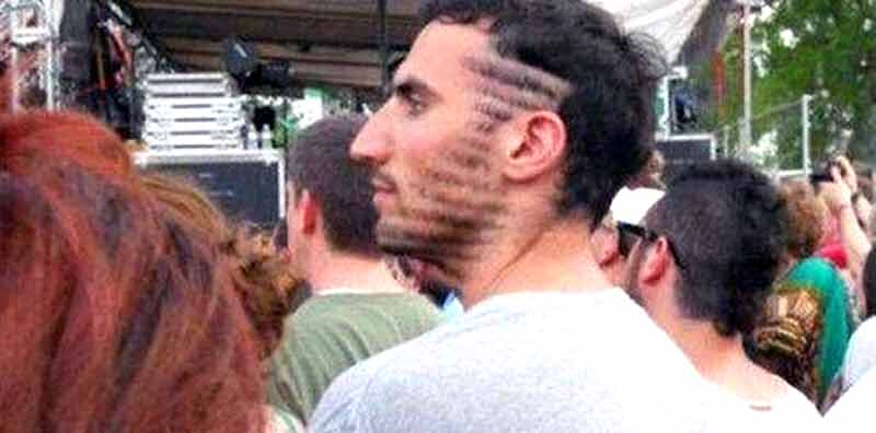 panini grill marks hairstyle