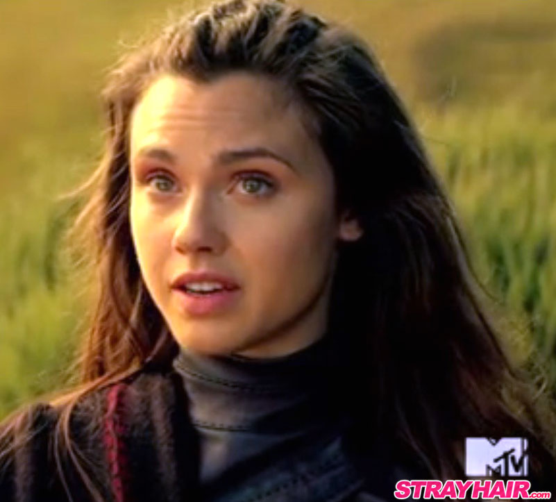 The Shannara Chronicles Hairstyles Strayhair
