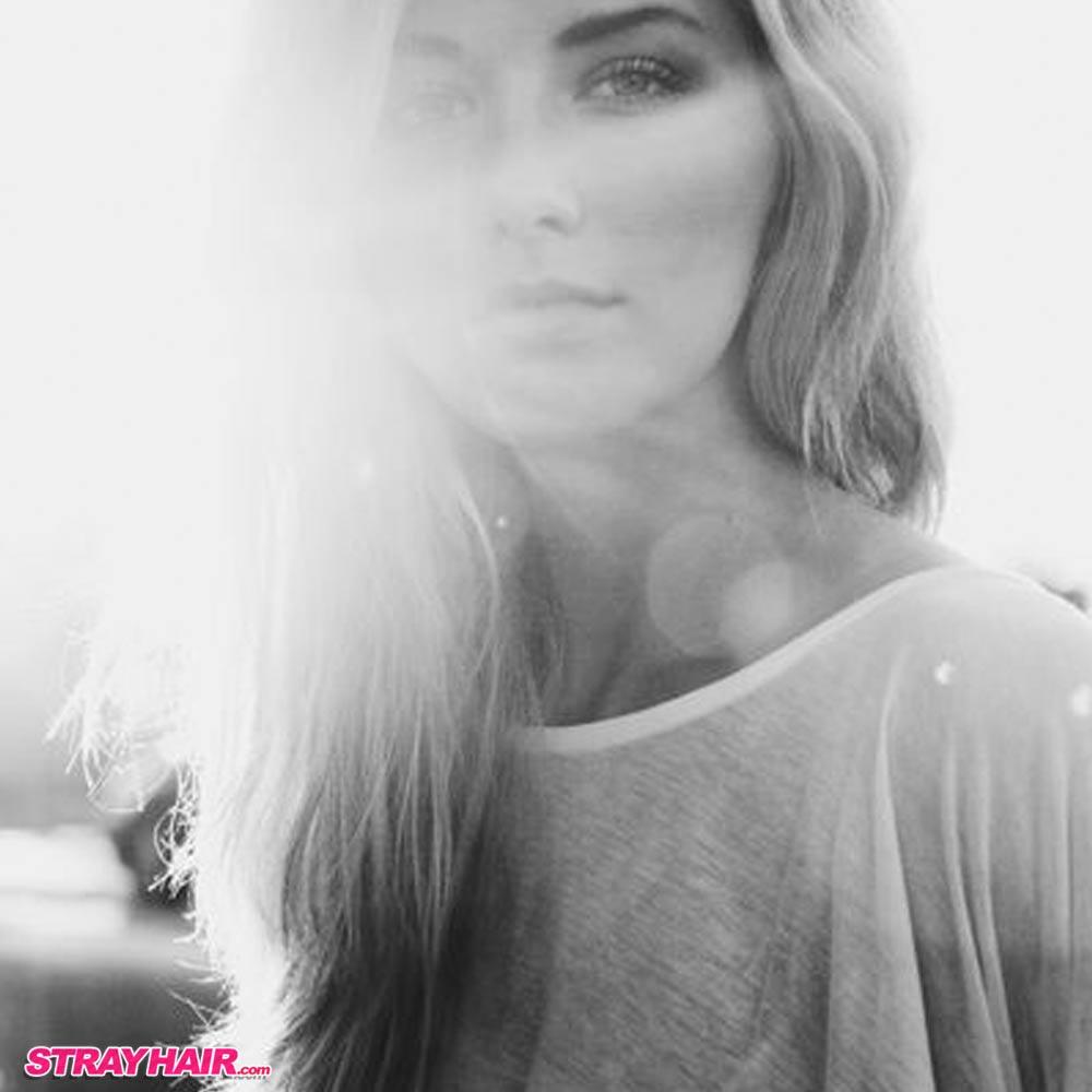 Backlit selfie photo trend