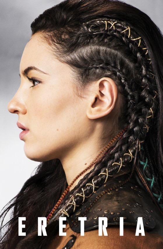 The Shannara Chronicles Hairstyles Strayhair
